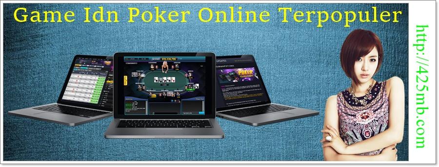 Game Idn Poker Online Terpopuler